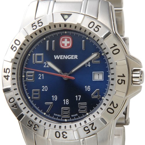 [ウェンガー]WENGER メンズ時計 マウンテイナー 72618 (並行輸入品)
