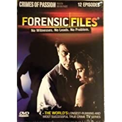 Forensic Files: Crimes of Passion (Gift Box)