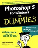 Photoshop 5 For Windows For Dummies (0764503928) by McClelland, Deke
