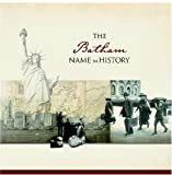 The Batham Name in History