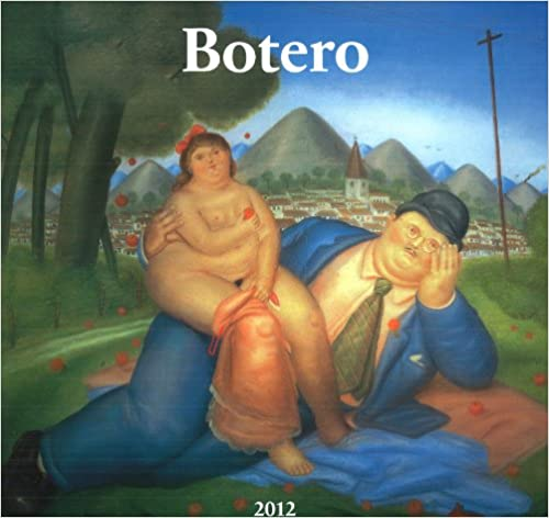 Taschen 2012 Botero 2012 Taschen Wall