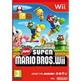 New Super Mario Bros Wiipar Nintendo