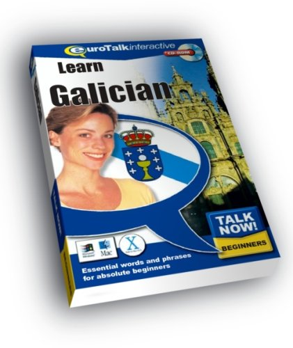 Talk Now Learn Galician: Essential Words and Phrases for Absolute Beginners (PC/Mac)