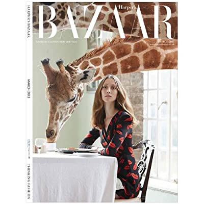 Harper's Bazaar - March 2014 Issue||EVAEX