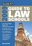 Barron's Guide to Law Schools, 2009, 18th Edition