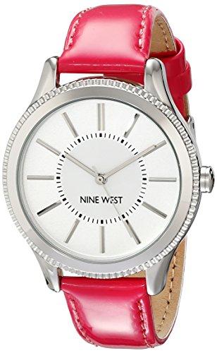 nine-west-orologio-al-quarzo-con-display-analogico-bianco-da-donna-e-cinturino-rosa-in-pu-nw-1703svp
