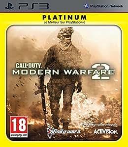 Call of Duty : Modern Warfare 2 - platinum