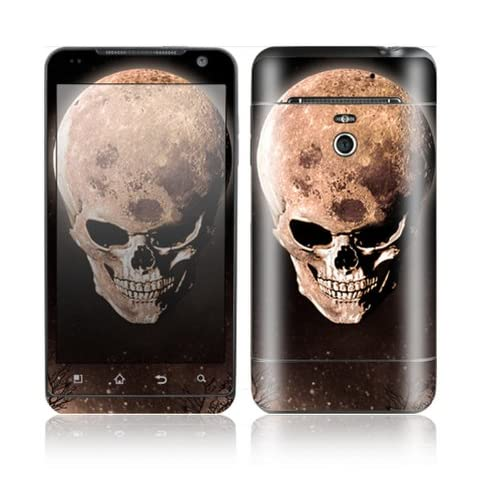 Bad Moon Rising Design Decorative Skin Cover Decal Sticker for LG Revolution VS910 Cell Phone