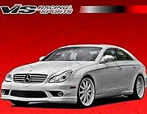 Mercedes CLS 05-09 C Tech VIS Front Lip Kit