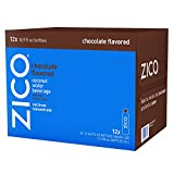 Zico Coconut Water, Chocolate, 16.9 Ounce (Pack of 12)