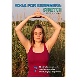 Yoga For Beginners : STRETCH