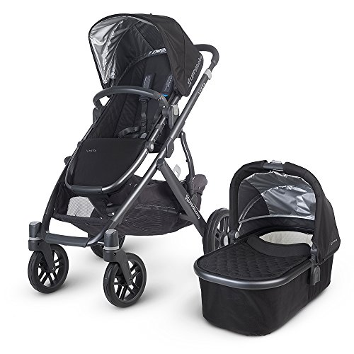 Big Save! UPPAbaby VISTA Stroller, Jake (Black)
