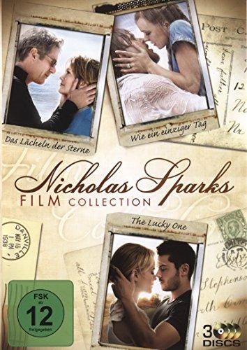 nicholas-sparks-collection-wie-ein-einziger-tag-the-lucky-one-das-lacheln-der-sterne-alemania-dvd