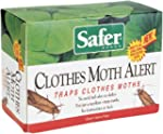 Safer Brand 07270 Clothes Moth Alert...