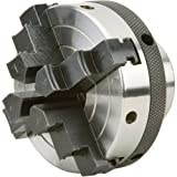 Grizzly H7605 4 Jaw Chuck, 3-Inch