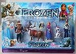 Disney's Frozen 6 piece Anna, Elsa, H...