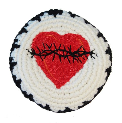 Hacky Sack - Thorny Heart Design