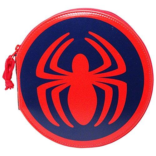 Marvel Ultimate Spiderman Astuccio Portapastelli Portapenne Colori Pennarelli