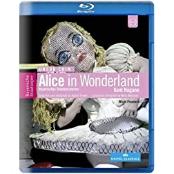 Alice In Wonderland (Blu Ray) [Blu-ray]