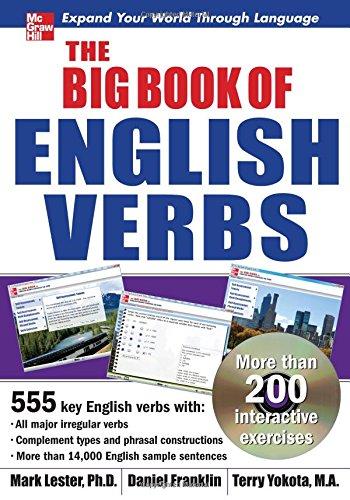 The big book of english verbs. Con CD-ROM (Scienze)
