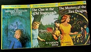 Nancy Drew 34: the Hidden Window Mystery by Keene, Carolyn