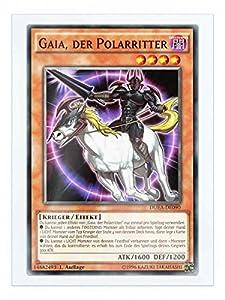 DUEA-DE090 Gaia, der Polarritter 1. Auflage + Free Original Gwindi Card-Sleeve