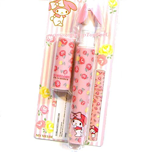 Japan Import Sanrio My Melody Pen Shaped Battery Handy Fan