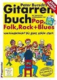 echange, troc Peter Bursch - Gitarrenbuch 1. Mit DVD und CD