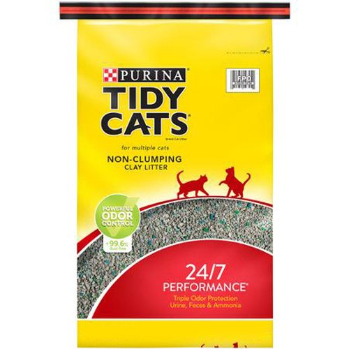 Golden Cat 702003 Tidy Cats Odor Control Clay Litter