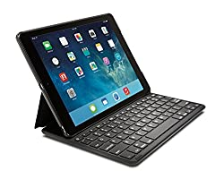 Kensington KeyFolio Thin X2 iPad Air 2 Bluetooth Keyboard Case (K97387US)