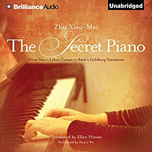 The Secret Piano Hörbuch