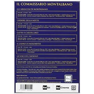 Il commissario Montalbano [Import italien]