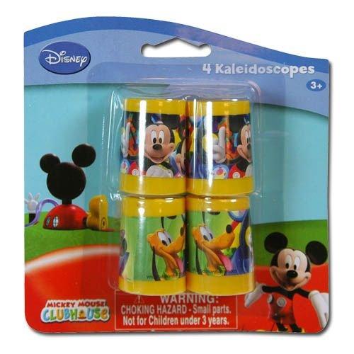 Disney Mickey 4pk Mini Kaleidoscope - 1