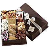 Gourmet Chocolate Gift Assortment a Holiday Gift Idea by Broadway Basketeers ~ Broadway Basketeers