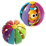 Tiny Love Spin Ball Toy, Set of 2