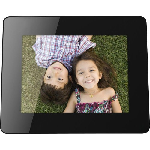 View Sonic VFM836-54 8-Inch Digital Picture Frame (Black)