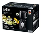 Braun JB 5160 Standmixer Identity Collection (1000 Watt) schwarz -
