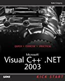 Kate Gregory Microsoft Visual C++.NET 2003 Kick Start