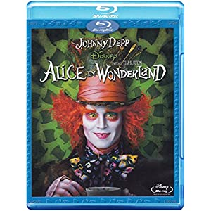 Alice in Wonderland [Blu-ray] [Import italien]
