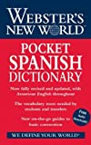 Webster's New World Pocket Spanish Dictionary, Fully Revised and Updated: 2008 Edition