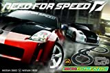 Micro Scalextric G1058 EA Games Need For Speed 1:64 Scale Race Set