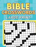 img - for Bible Crosswords--Large Print book / textbook / text book
