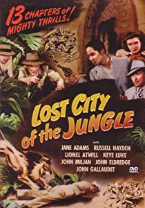 Lost City of the Jungle [Import]