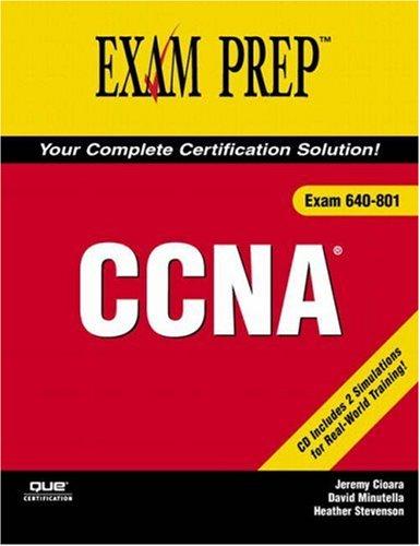 CCNA Exam Prep 2 (Exam 640-801) (Exam Cram 2)