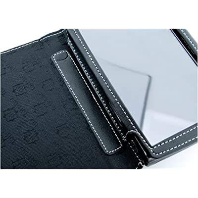Tuff-Luv Premium leather case - Archos 5 (120GB / 250GB)