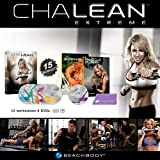 51dvV3ubyCL. SL160  ChaLEAN EXTREME Workout DVD Program: Burn Fat, Boost Your Metabolism & Get Lean