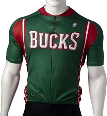 NBA Milwaukee Bucks Ladies Cycling Jersey by VOmax