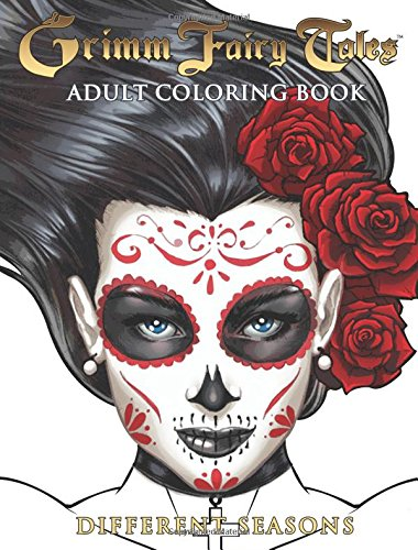 Grimm-Fairy-Tales-Adult-Coloring-Book-Different-Seasons