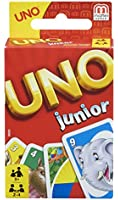 Mattel 52456 - UNO Junior, Gioco di carte (Lingua tedesca)