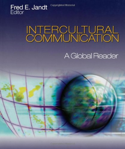 Intercultural Communication: A Global Reader